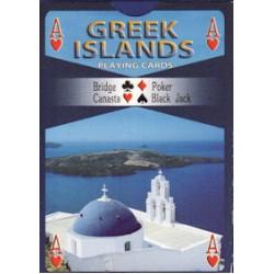 Τράπουλα: Ελληνικά νησιά*