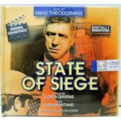 Θεοδωράκης Μίκης - State of siege O.S.T.