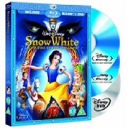 Η Χιονάτη και οι επτά νάνοι (Snow White And The Seven Dwarfs Combo Pack - Blu Ray)