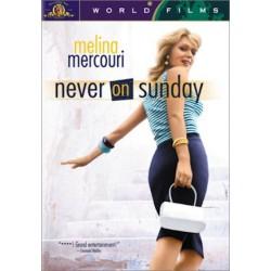 Ποτέ την Κυριακή (Never on Sunday)