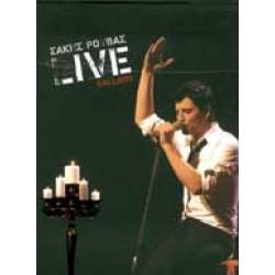 Ρουβάς Σάκης - Live ballads (special limited edition)
