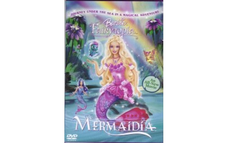 Barbie: Fairytopia Mermaidia