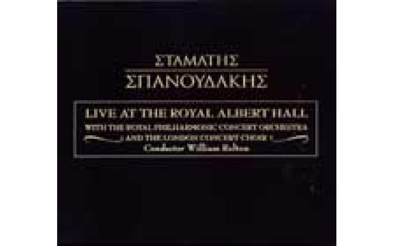Σπανουδάκης Σταμάτης - Live at the Royal Albert hall